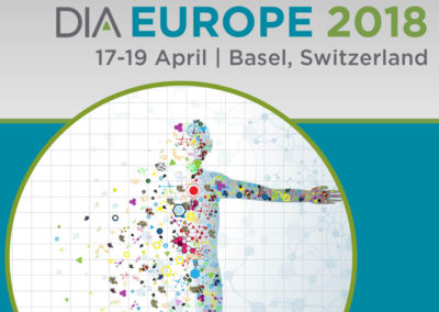 DIA Europe 2018 in Basel: Workshop zu Lay Summaries